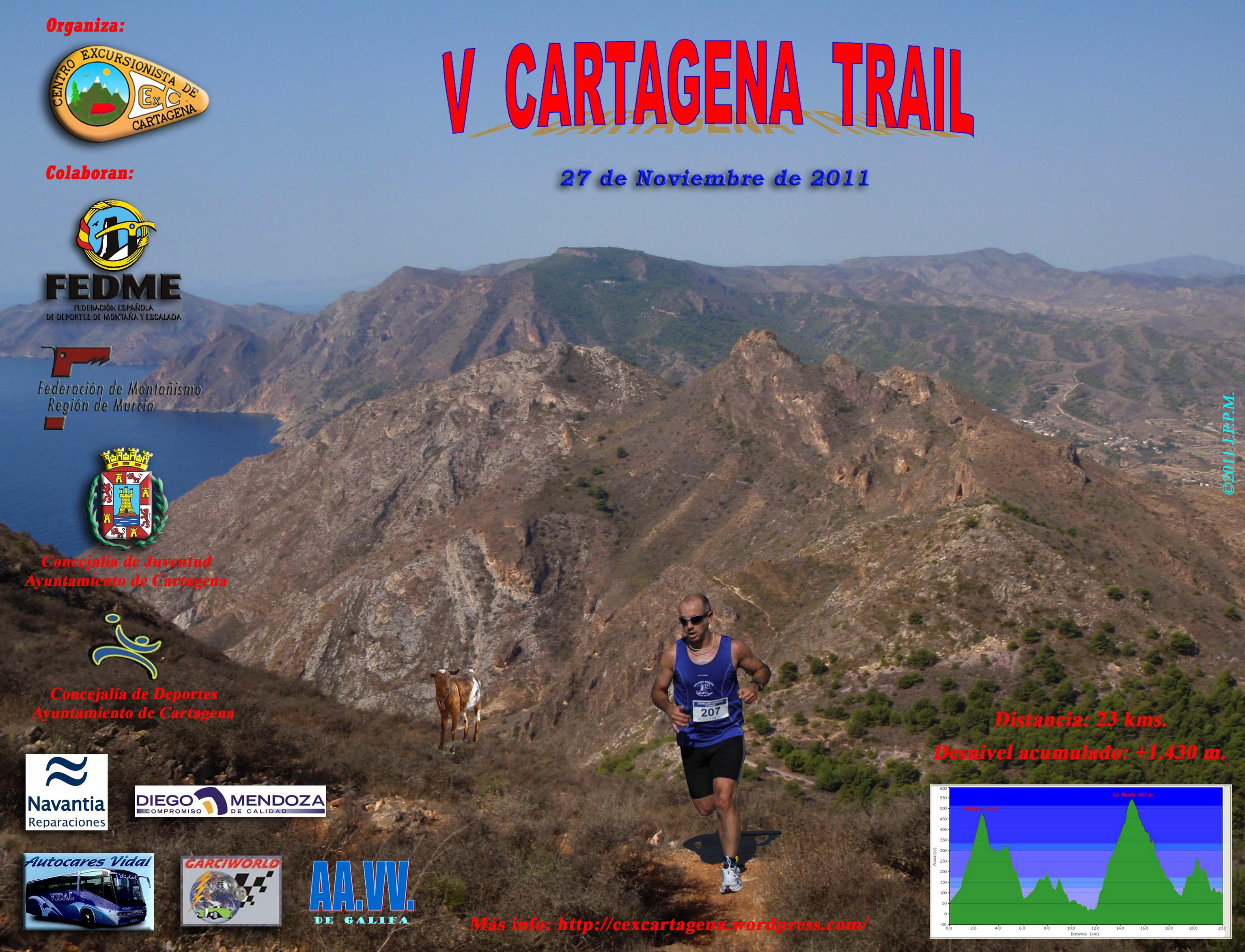 V Cartagena Trail