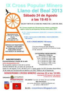 Cross Minero_2013