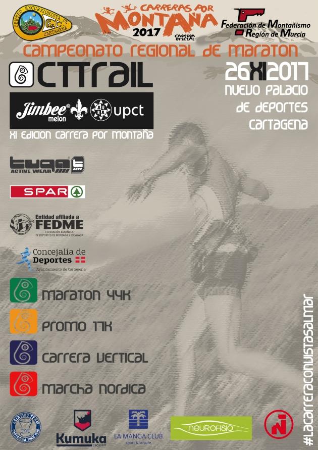 Cartel XI CTTRAIL OFICIAL